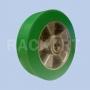 / cp80jn64_poliuretano_ultra_flexible_aluminio_8x2_balero_presicion_verde_rueda